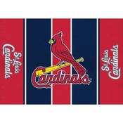 ST LOUIS CARDINALS 4X6 VICTORY RUG