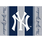 NEW YORK YANKEES 8X11 VICTORY RUG