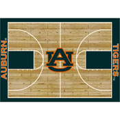Auburn University Courtside Rug
