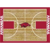 University Of Arkansas Courtside Rug