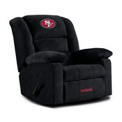 SAN FRANCISCO 49ERS PLAYOFF RECLINER