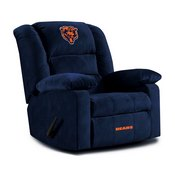 CHICAGO BEARS PLAYOFF RECLINER