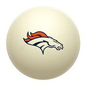 Denver Broncos Cue Ball