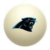Carolina Panthers Cue Ball