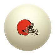 Cleveland Browns Cue Ball