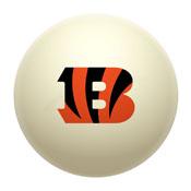 Cincinnati Bengals Cue Ball