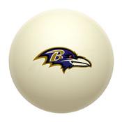 Baltimore Ravens Cue Ball