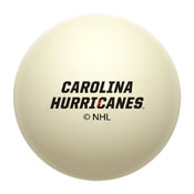 Carolina Hurricanes Cue Ball