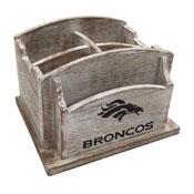 Denver Broncos Desk Organizer