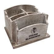 Chicago Blackhawks Desk Organizer