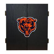 Chicago Bears Fan's Choice Dartboard Set