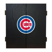 Chicago Cubs Fan's Choice Dartboard Set