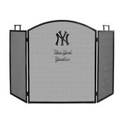 NEW YORK YANKEES FIREPLACE SCREEN