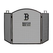 BOSTON RED SOX FIREPLACE SCREEN