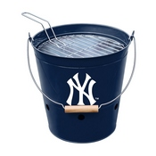 NEW YORK YANKEES BUCKET GRILL