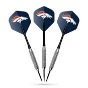 Denver Broncos Fan's Choice Dart & Flight Set