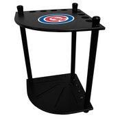 Chicago Cubs Corner Cue Rack