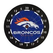 Denver Broncos Paper Dartboard Gift Set