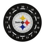 Pittsburgh Steelers Paper Dartboard Gift Set