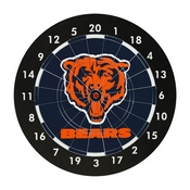 Chicago Bears Paper Dartboard Gift Set