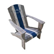 PENN STATE WOODEN ADIRONDACK CHAIR