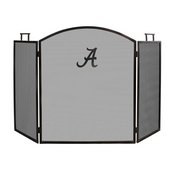 UNIVERSITY OF ALABAMA FIREPLACE SCREEN