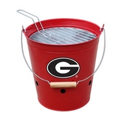 UNIVRSITY OF GEORGIA BUCKET GRILL
