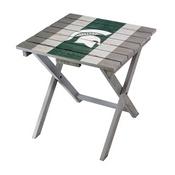 MICHIGAN STATE ADIRONDACK FOLDING TABLE