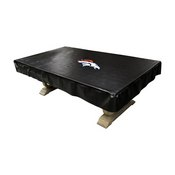 Denver Broncos 8' Deluxe Pool Table Cover