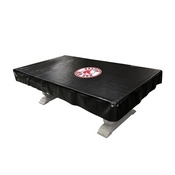 Boston Red Sox 8' Deluxe Pool Table Cover