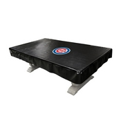 Chicago Cubs 8' Deluxe Pool Table Cover