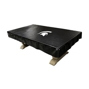 Michigan State 8' Deluxe Pool Table Cover