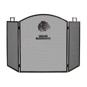 CHICAGO BLACKHAWKS FIREPLACE SCREEN