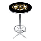 BOSTON BRUINS PUB TABLE