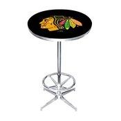 CHICAGO BLACKHAWKS PUB TABLE