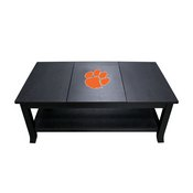 CLEMSON UNIVERSITY COFFEE TABLE