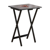 Chicago Bears 4 Tv Trays With Stand