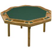 Kestell Period Style Folding Poker Table