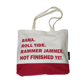 Alabama Favorite Things Tote