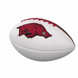 Arkansas Official-Size Autograph Football