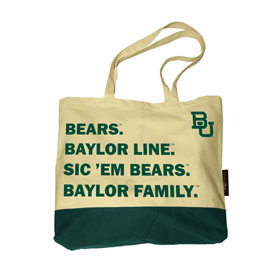 Baylor Favorite Things Tote