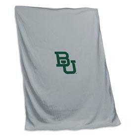 Baylor Gray Sweatshirt Blanket