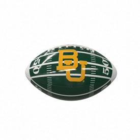 Baylor Field Mini-Size Glossy Football
