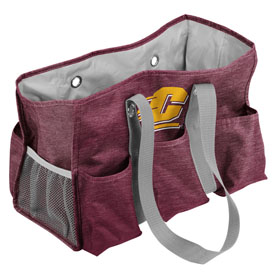 Central Michigan Crosshatch Junior Caddy