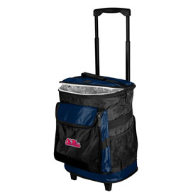 1 Ole Miss Rolling Cooler