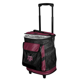 1 TX A&M Rolling Cooler