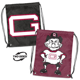 Guilford College Doubleheader Backsack