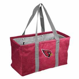 Arizona Cardinals Crosshatch Picnic Caddy