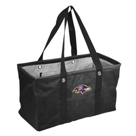 Baltimore Ravens Crosshatch Picnic Caddy