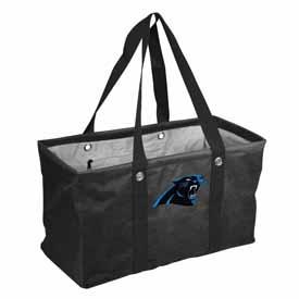 Carolina Panthers Crosshatch Picnic Caddy